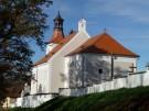Kostel Doudleby - odvodnění a oprava fasády 2015 - 2