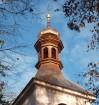 Libníč kostel - oprava věže 2011