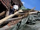 Netolice fara - oprava krovu a střechy 2005