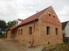 RD Zvíkov - hrubá stavba 2015